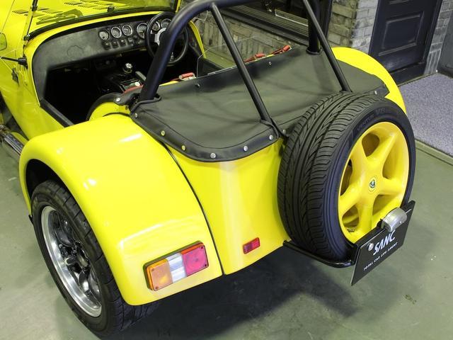 「その他」「バーキン7」「オープンカー」「東京都」の中古車18