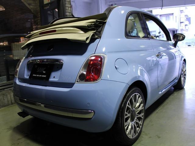「フィアット」「フィアット 500C」「コンパクトカー」「東京都」の中古車7