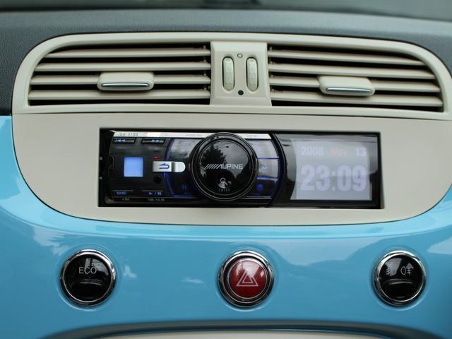 「フィアット」「フィアット 500C」「コンパクトカー」「東京都」の中古車9