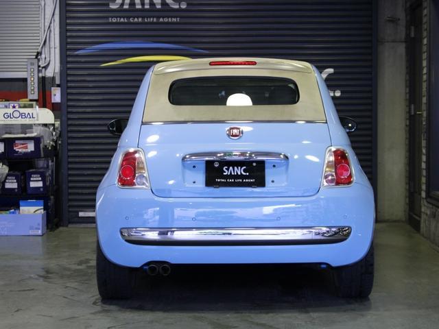 「フィアット」「フィアット 500C」「コンパクトカー」「東京都」の中古車21