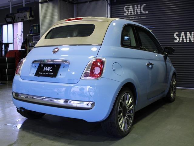 「フィアット」「フィアット 500C」「コンパクトカー」「東京都」の中古車32