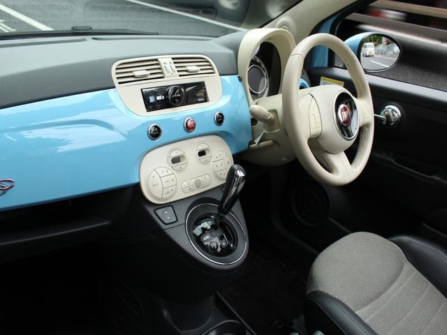 「フィアット」「フィアット 500C」「コンパクトカー」「東京都」の中古車54