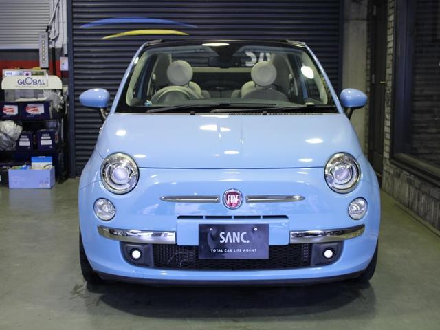 「フィアット」「フィアット 500C」「コンパクトカー」「東京都」の中古車75