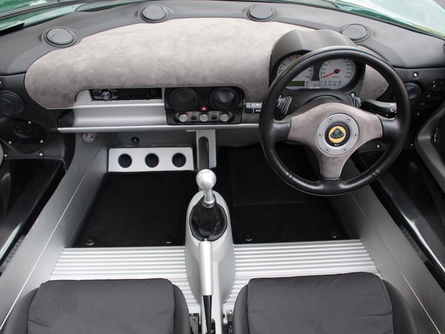 「ロータス」「ロータス エリーゼ」「オープンカー」「東京都」の中古車8