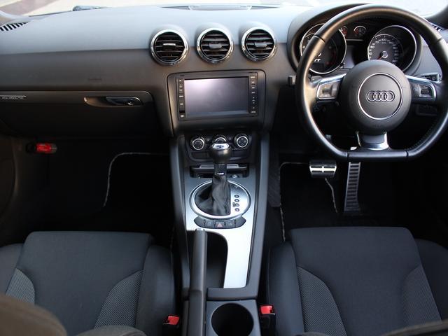 2.0TFSI クワトロ 禁煙車両 ビルシュタイン車高調 クルーズコントロール 純正18AW バイキセノンヘッドライト LEDポジショニングライト LEDライセンスプレート 純正ナビフルセグTV Bluetooth ETC(8枚目)