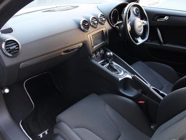 2.0TFSI クワトロ 禁煙車両 ビルシュタイン車高調 クルーズコントロール 純正18AW バイキセノンヘッドライト LEDポジショニングライト LEDライセンスプレート 純正ナビフルセグTV Bluetooth ETC(13枚目)