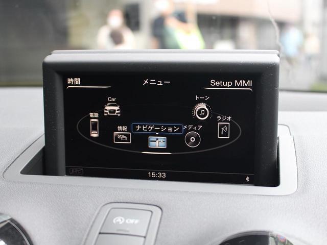 1.4TFSI 禁煙車 Sラインパッケージ  スポーツシート キセノンパッケージ MMIベーシック  6.5インチモニター SDカードスロット AUX端子 8スピーカー  コントラストルーフ アイドリングストップ(20枚目)