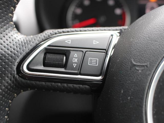 1.4TFSI 禁煙車 Sラインパッケージ  スポーツシート キセノンパッケージ MMIベーシック  6.5インチモニター SDカードスロット AUX端子 8スピーカー  コントラストルーフ アイドリングストップ(37枚目)