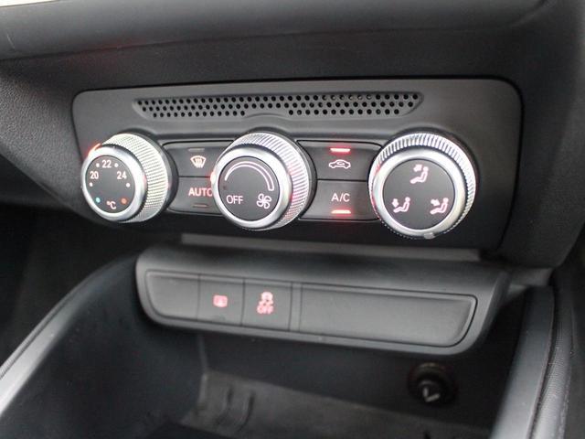 1.4TFSI 禁煙車 Sラインパッケージ  スポーツシート キセノンパッケージ MMIベーシック  6.5インチモニター SDカードスロット AUX端子 8スピーカー  コントラストルーフ アイドリングストップ(41枚目)