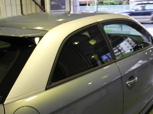 1.4TFSI 禁煙車 Sラインパッケージ  スポーツシート キセノンパッケージ MMIベーシック  6.5インチモニター SDカードスロット AUX端子 8スピーカー  コントラストルーフ アイドリングストップ(76枚目)