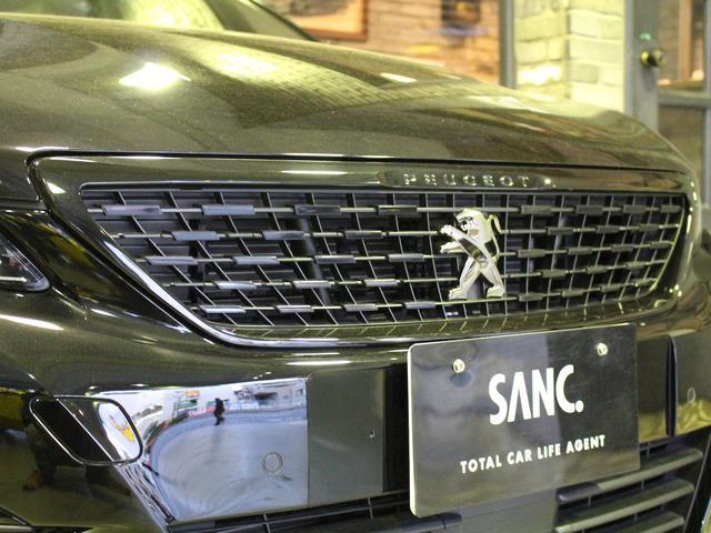 GTライン ブルーHDi ブラックパック 禁煙車輌 新車保証継承 特別仕様車 ディーゼルターボ  取扱説明書 新車時保証書 点検記録 スペアキー 18インチブラックアロイホイール ダーククロームライオンエンブレム ラックフロントグリル(67枚目)