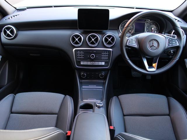 A180 AMG スタイル 禁煙車 新車保証 レーダーセーフティPKG ブラインドスポット ディスタンスパイロットディストロニック レーンキープアシスト 8インチワイドディスプレイCOMANDシステム ETC2.0(7枚目)