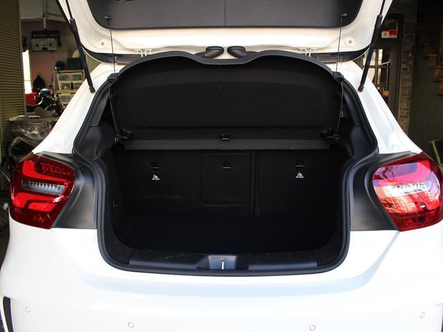 A180 AMG スタイル 禁煙車 新車保証 レーダーセーフティPKG ブラインドスポット ディスタンスパイロットディストロニック レーンキープアシスト 8インチワイドディスプレイCOMANDシステム ETC2.0(43枚目)