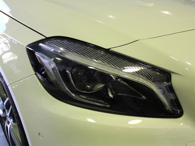 A180 AMG スタイル 禁煙車 新車保証 レーダーセーフティPKG ブラインドスポット ディスタンスパイロットディストロニック レーンキープアシスト 8インチワイドディスプレイCOMANDシステム ETC2.0(45枚目)