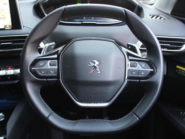 アリュール 禁煙車 ファーストクラスパッケージ 360度ビジョン パノラミックサンルーフ メモリー付電動シート フルLEDヘッドライト 8インチPeugeotミラースクリーン パワーバックドア 純正18AW(9枚目)