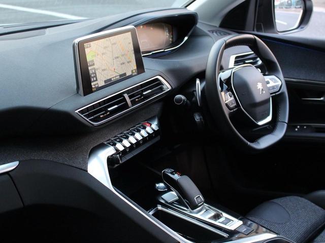 アリュール 禁煙車 ファーストクラスパッケージ 360度ビジョン パノラミックサンルーフ メモリー付電動シート フルLEDヘッドライト 8インチPeugeotミラースクリーン パワーバックドア 純正18AW(42枚目)