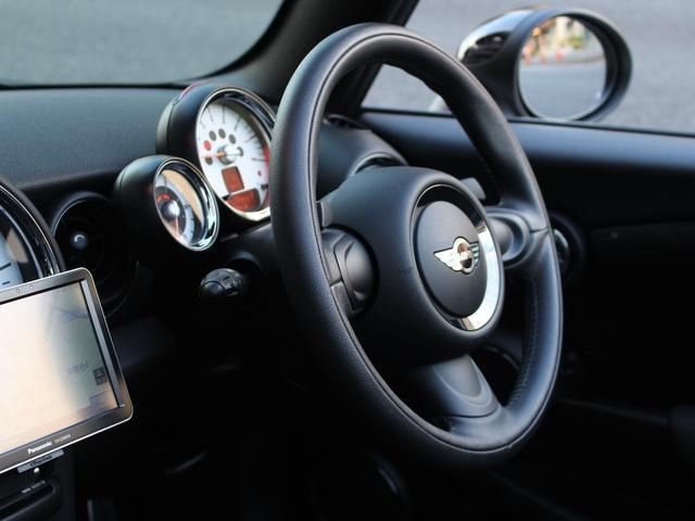 クーパーS コンバーチブル 禁煙車 Panasonic製ナビゲーション リバースギア連動バックカメラ リアコーナーセンサー シートヒーター バイキセノンヘッドライト オールウェイズオープンタイマー ETC ディーラー車(59枚目)