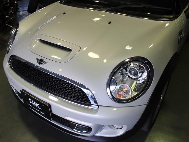 クーパーS コンバーチブル 禁煙車 Panasonic製ナビゲーション リバースギア連動バックカメラ リアコーナーセンサー シートヒーター バイキセノンヘッドライト オールウェイズオープンタイマー ETC ディーラー車(40枚目)