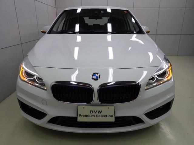 BMW BMW 218dアクティブツアラー プラスパッケージ 正規認定中古車