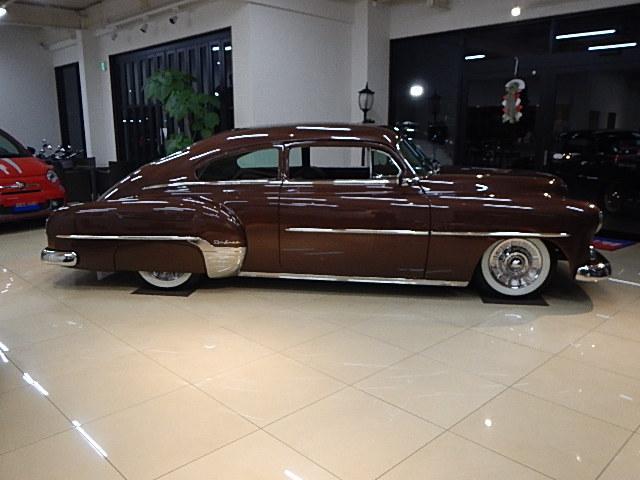 1952 フリートライン・レストア済み・350エンジン(11枚目)