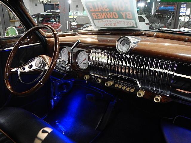 1952 フリートライン・レストア済み・350エンジン(18枚目)