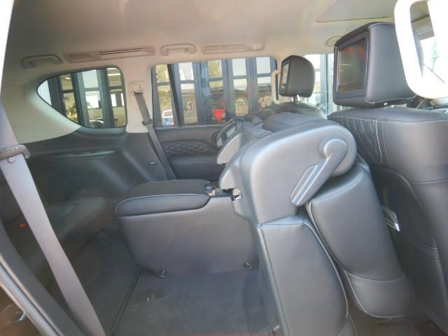 インフィニティ インフィニティ QX80 テクノロジーパッケージAWD2018年モデル新車並行