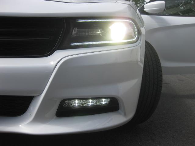 HIDヘッドライト&LEDフォグ