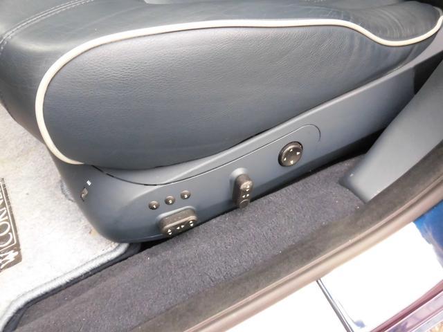 ●運転席シートコントロールスイッチ