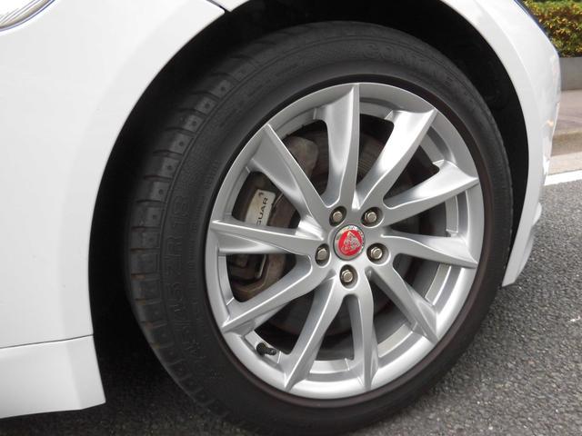 ジャガー ジャガー Fタイプ コンバーチブル V6 Sエクゾースト 19AW 15yモデル