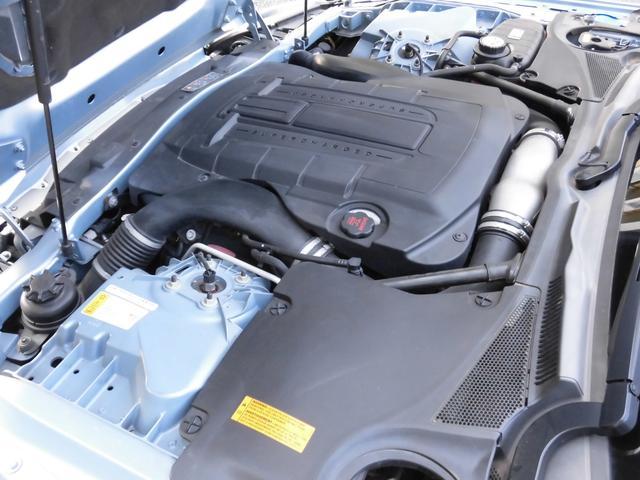 XKRコンバーチブル 2009yモデル 紺TOP 左ハンドル 1オーナー アイボリー内装 20AW アダプテイブクルーズコントロール 6速パドルシフト ヒーター付ウッドコンビステアリング  ドラレコ(20枚目)