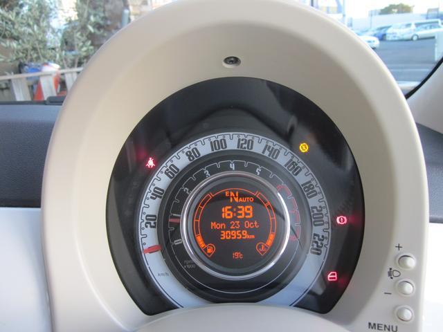 フィアット フィアット 500 ツインエア ポップ 社外2DINナビ フルセグETC