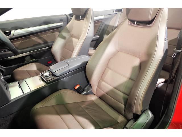 メルセデス・ベンツ M・ベンツ E250カブリオレ