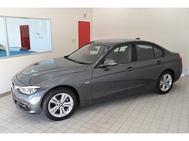 BMW BMW 318iスポーツ 1オーナー 直3ターボEG LEDHL