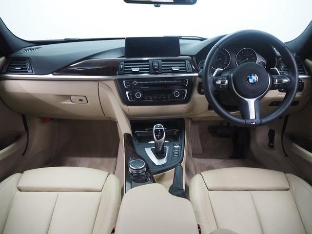 BMW BMW 320d Mスポーツ 純正OP19AW SR ベージュ革