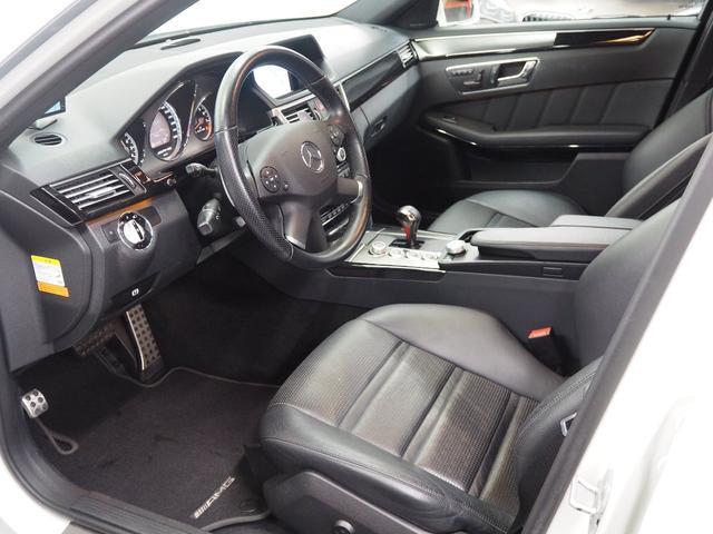E63 AMG 黒革 HDDナビ地デジ バイキセノン(11枚目)