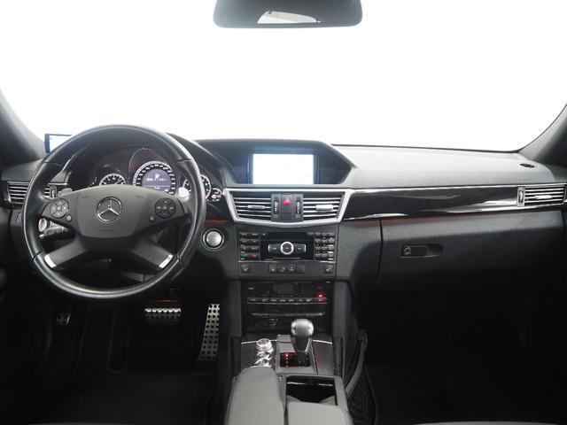 E63 AMG 黒革 HDDナビ地デジ バイキセノン(14枚目)