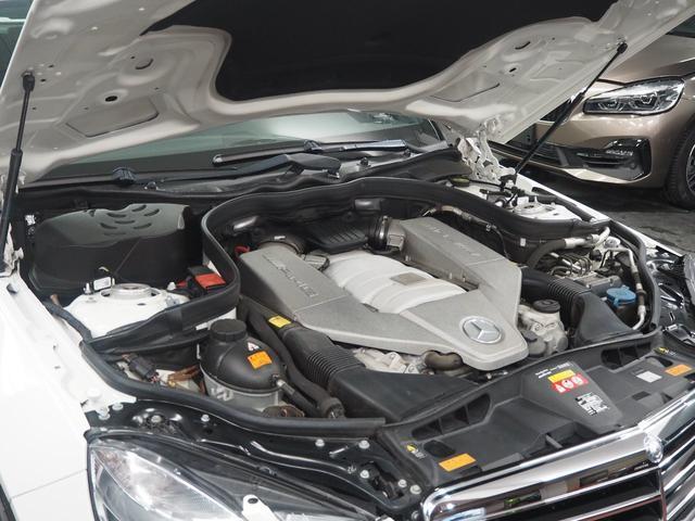 E63 AMG 黒革 HDDナビ地デジ バイキセノン(20枚目)