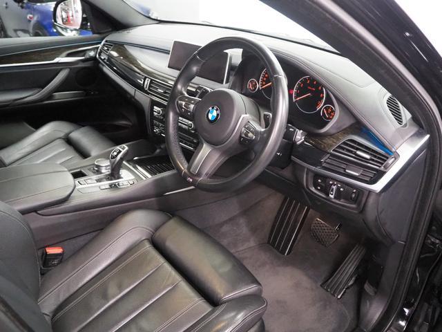 xDrive 35i Mスポーツ ワンオーナー ガラスサンルーフ ACC ヘッドアップディスプレイ ドライビングアシスト トップビューカメラ ブラックレザーシート FRシートヒーター Mスポーツ20インチアルミホイール(10枚目)
