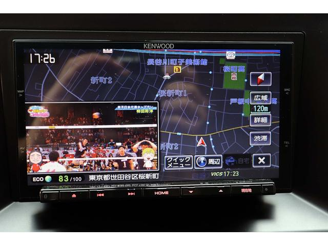 KENWOOD/MDV-Z701ナビ フルセグTV DVD・CD・SD・Bluetooth再生USB端子(外部入力接続可能) VICS ETC バックカメラ/フロント&サイドカメラ切り替え出来ます。