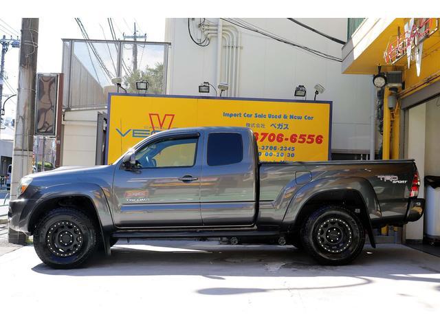 Prerunner TRDスポーツ 新車並行7.600マイル(9枚目)
