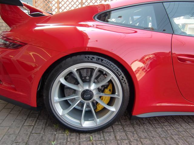 911GT3・D車・6MT・PCCB・Fリフター・1オーナー(7枚目)