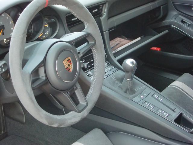 911GT3・D車・6MT・PCCB・Fリフター・1オーナー(12枚目)