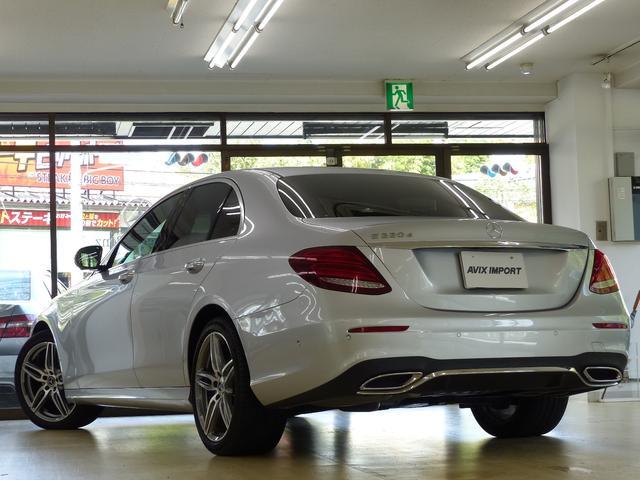 E220dAVGスポーツ レザーP 黒革HUD禁煙 新車保証(3枚目)