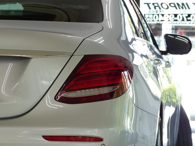 E220dAVGスポーツ レザーP 黒革HUD禁煙 新車保証(5枚目)