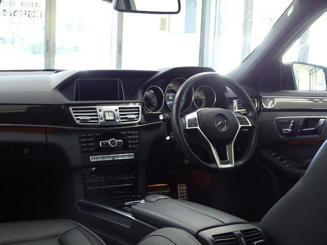 E250AVG後期型AMGスポーツ黒革RSPパノラマSR禁煙(9枚目)