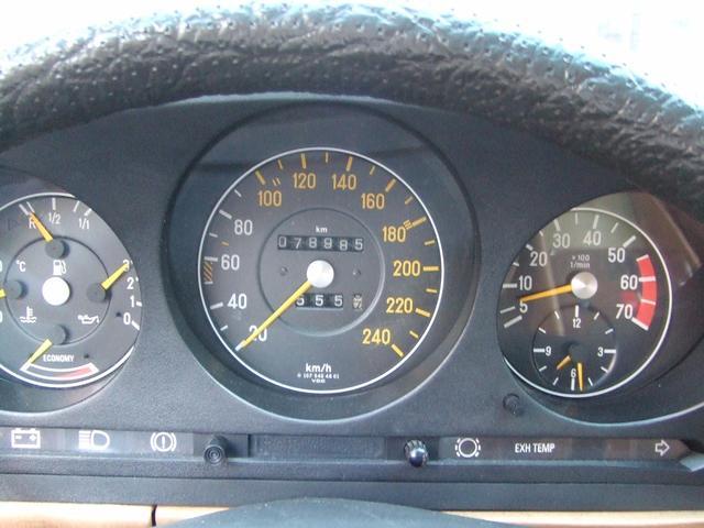 メルセデス・ベンツ M・ベンツ 380SL 最終デイラ-モデル タイヤ4本新品交換済み