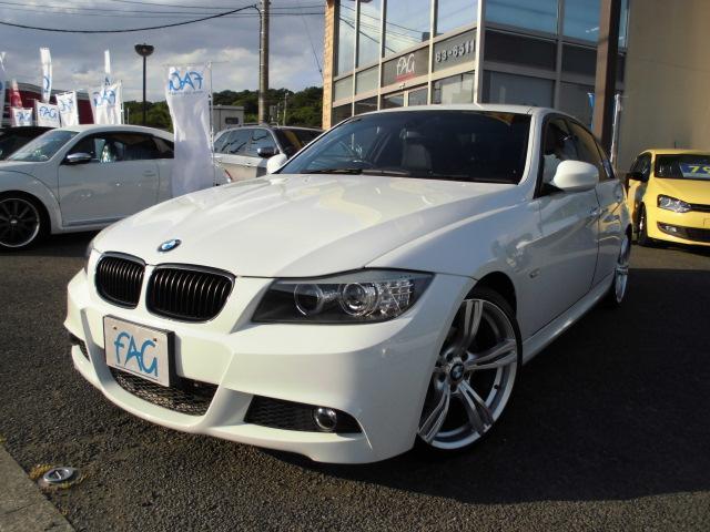 BMW BMW 320i Mスポーツ後期直噴EG 19インチ 純正HDDナビ