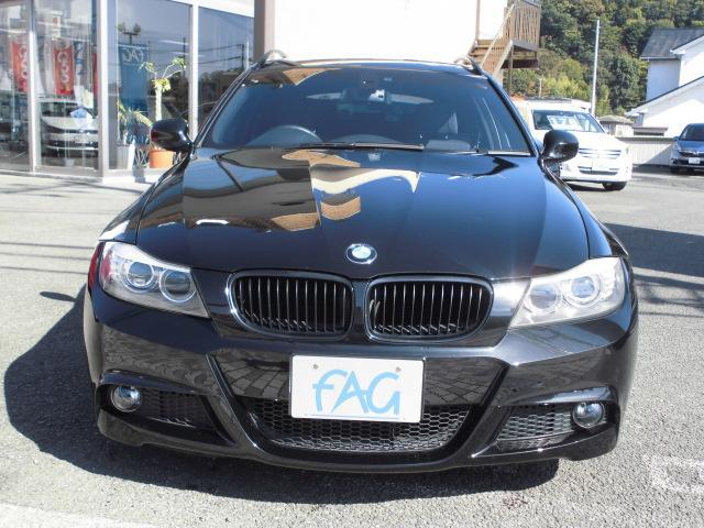 BMW BMW 320iTRG  MスポーツP レイズ19AW 社外マフラー