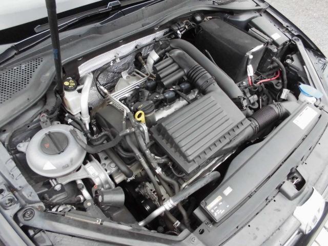 フォルクスワーゲン VW ゴルフ TSIハイラインBMT 8型ナビ OZ18インチ COX足回