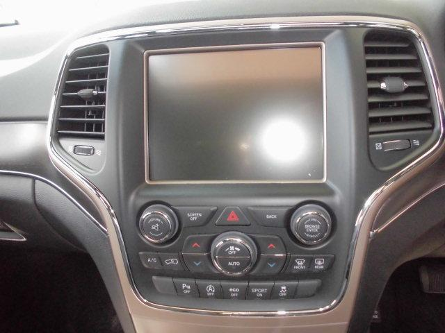 クライスラー・ジープ クライスラージープ グランドチェロキー リミテッドサンルーフ 登録済未使用車 新車保証継承